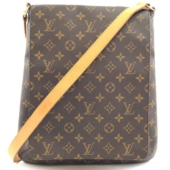 Louis Vuitton Handbags - Musette Salsa Shoulder Monogram Cross Body Bag